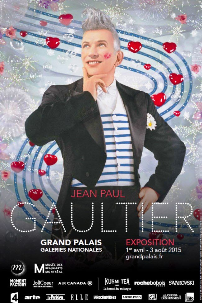 Official Jean Paul Gaultier Exhibition
