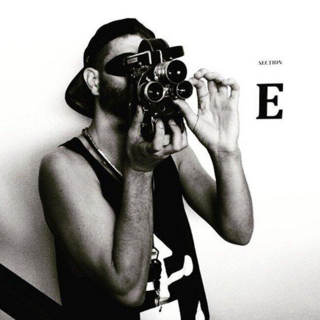 Dan Smeby Film Maker With Authentic 16mm Bolex Camera