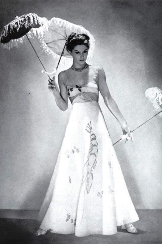Elsa Schiaparelli & Salvador Dali