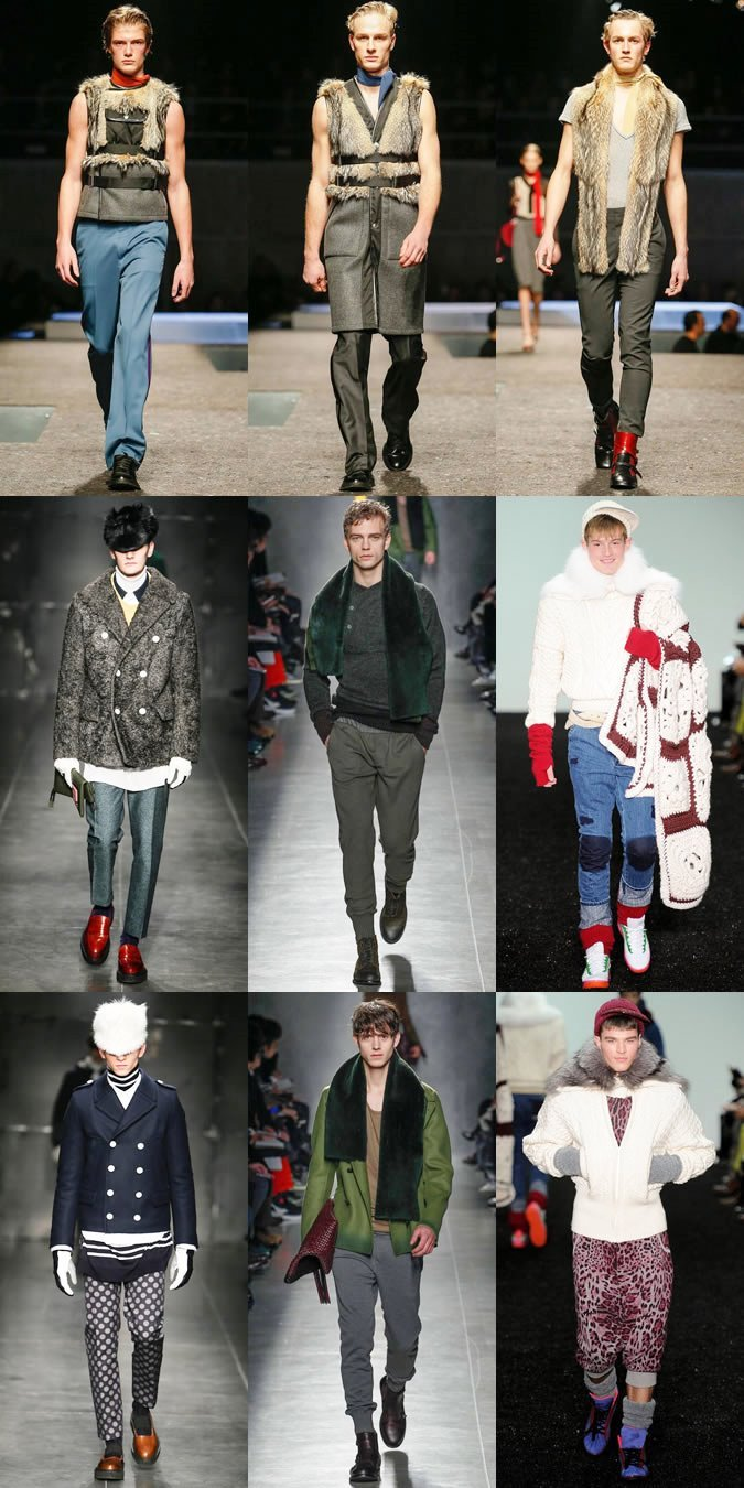 Alternative Looks With Fur