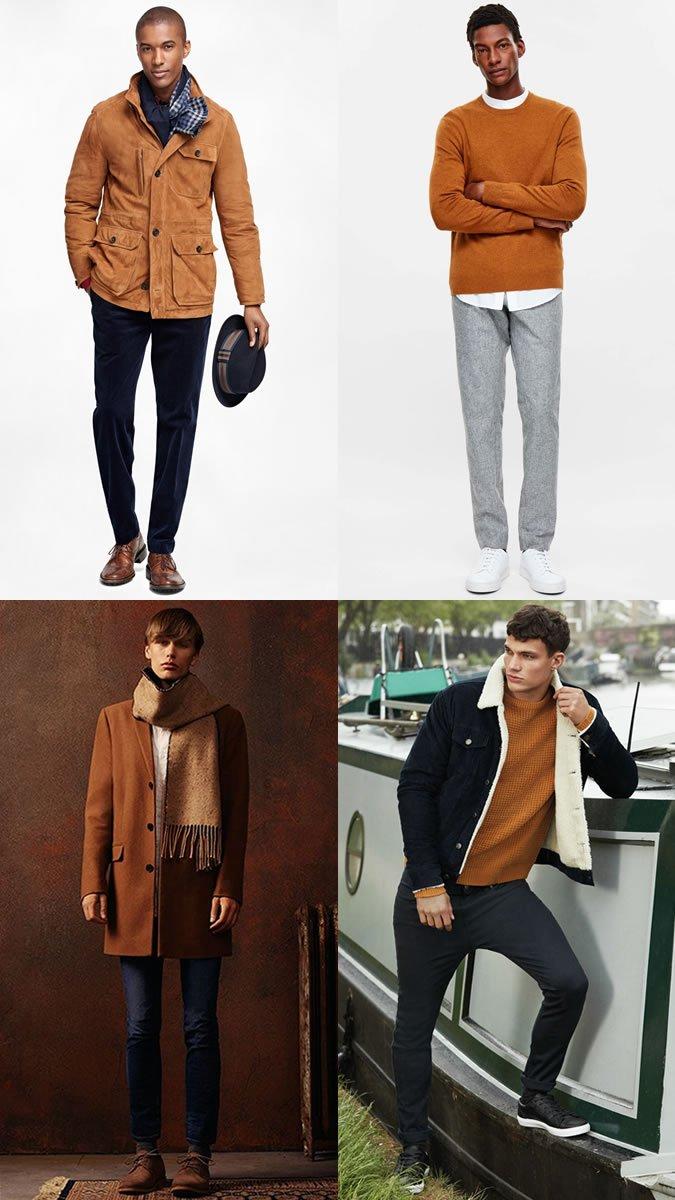 Autumn Trend - Copper