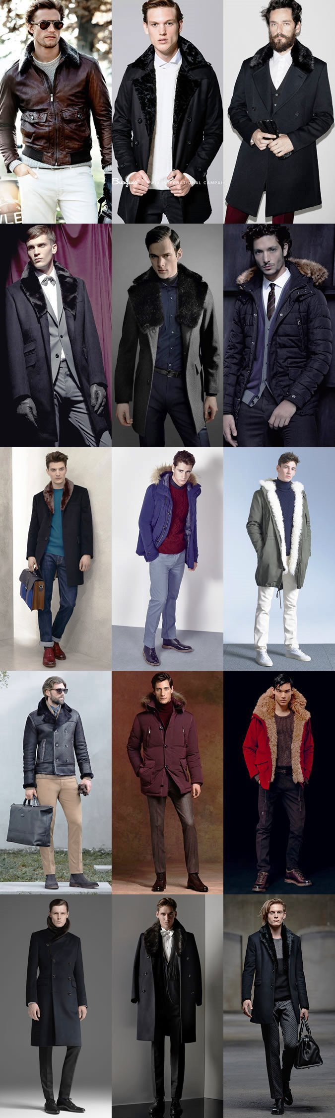 Ways To Wear Fur