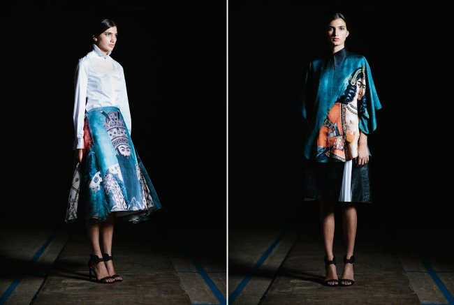 Elizabethan Inspired Fashion