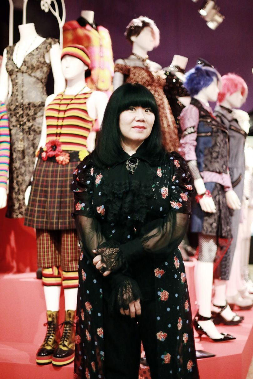 Anna Sui Fall Winter 2014 2015 New Women S Clothing Styles: FORÇ MagazineTHE WORLD OF ANNA SUI