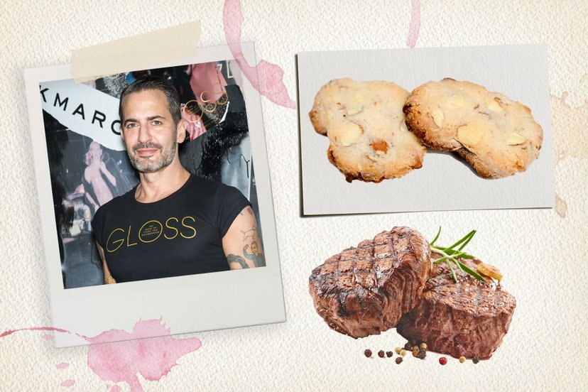 Marc Jacobs Favourite Food