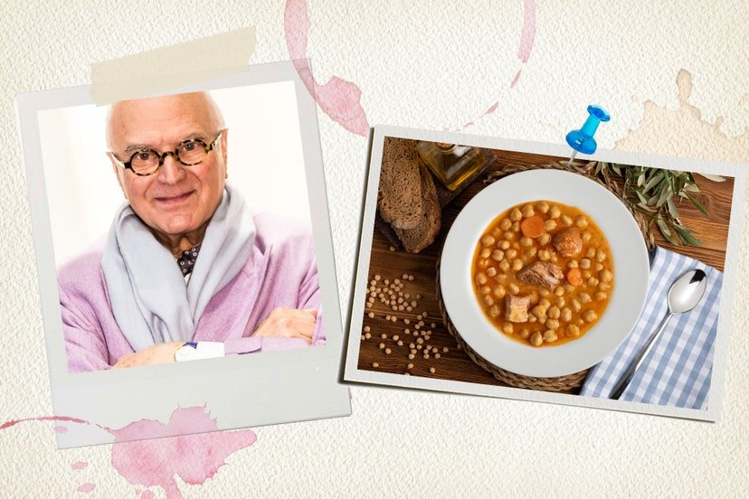 Manolo Blahnik Favourite Food