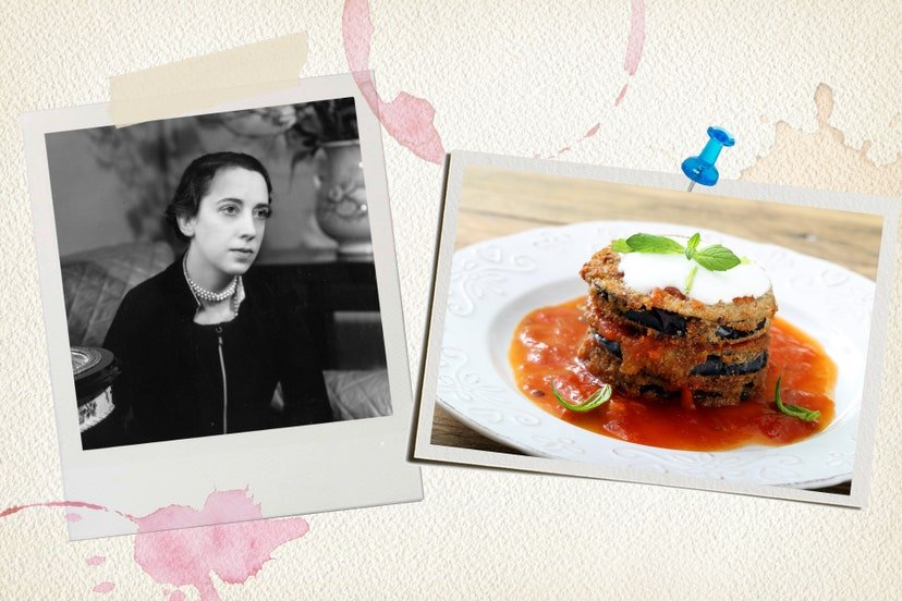 Elsa Schiaparelli Favourite Food