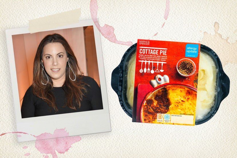 Mary Katrantzou Favourite Food