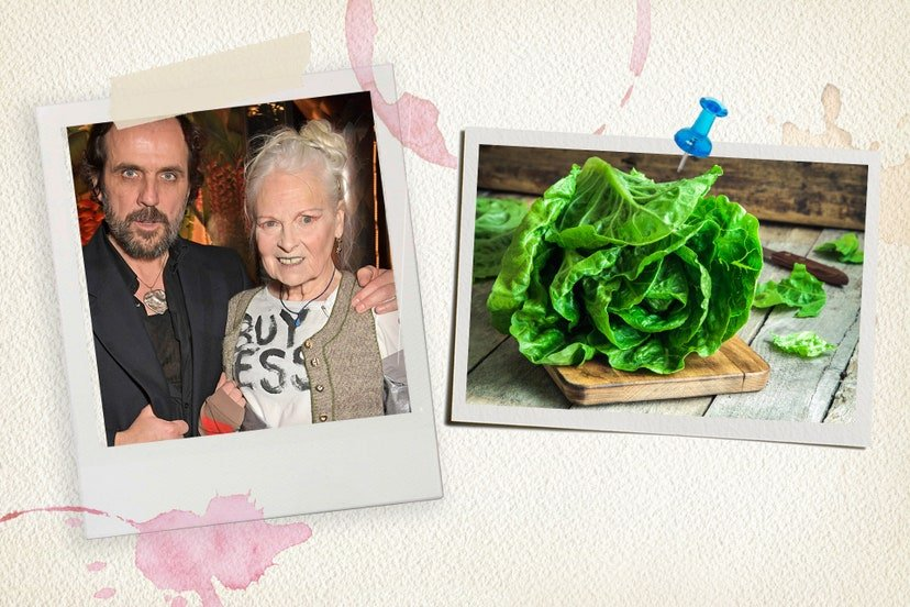 Vivienne Westwood Favourite Food
